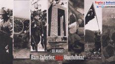 18 Mart Çanakkale Deniz Savaşı, Şehitleri Anma Günü