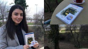 Gezgin Kitaplar ''BOOKCROSSING''