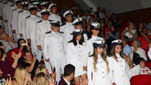 Özel Eryetiş Reis Denizcilik Meslek Lisesi'nde Mezuniyet Coşkusu…