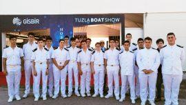 Boat Show Fuar Gezimizi Yaptık..