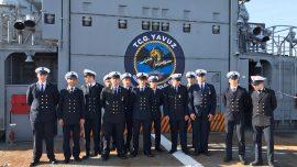 Eryetiş Denizcilik Öğrencileri TCG Yavuz'da…